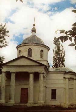 Церковь Успения Пресвятой Богородицы, с. Найтоповичи