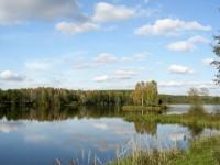 Новое озеро