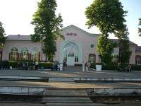 ж/д вокзал Унеча