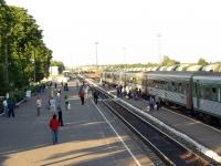 поезд Брянск-Новозыбков