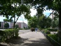 центр города летом