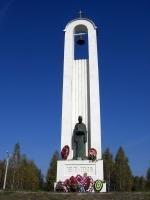 колокол звонит по жертвам всех войн